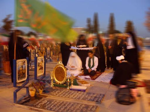 عقد شهید حسین دولتی