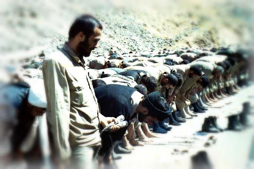 "فرمانده ی لشگر ""امام حسین علیه السلام"""