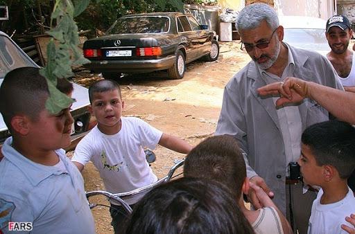 کمک های ایران به سوریه و لبنان