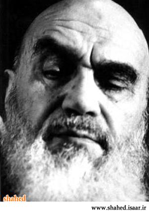 امام خمینی (ره)من تا آنجا که بتوانم نصیحت می...