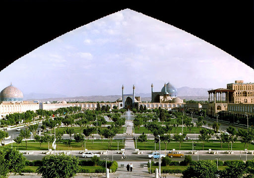 Isfahan, Half The World