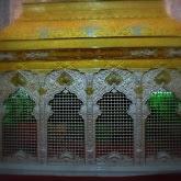 تصاویر نصب ضریح امام حسین (ع)