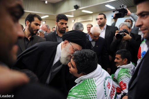 ورزش به عشق دیدار امام