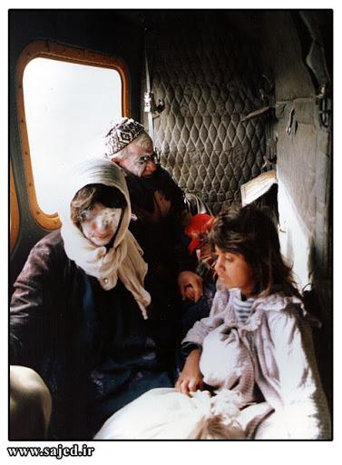 واقیات حمله شیمیایی حلبچه