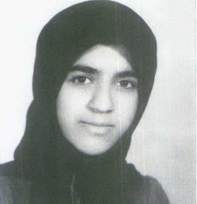 وصیتنامهی شهیده 14 ساله