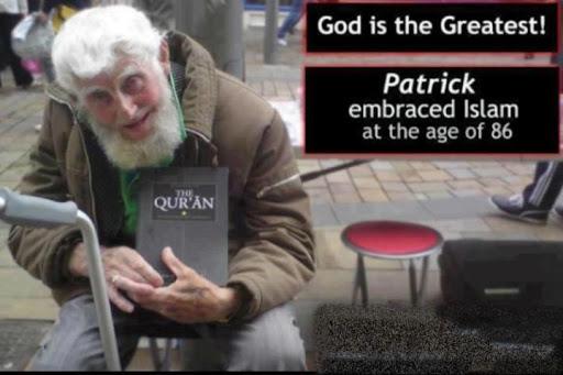 اسلام راکد، پدربزرگِ کفر است
