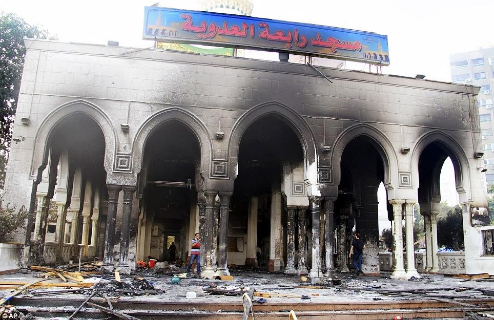 چه لولاگر تهران، چه رابعه العدویه ی قاهره