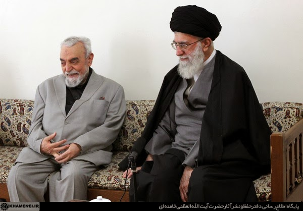 پیام رهبر انقلاب اسلامی در پی درگذشت مجاهد صادق آقای حبیبالله عسگراولادی