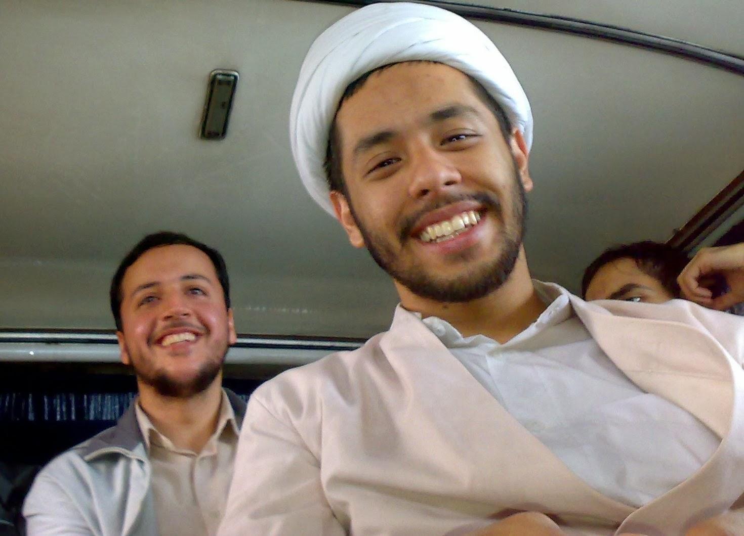 *مراسم تشییع حجه الاسلام والمسلمین رضا داوودی در مشهد