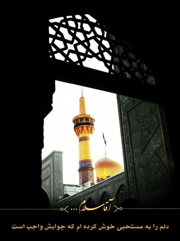 #سلام امام رئوف