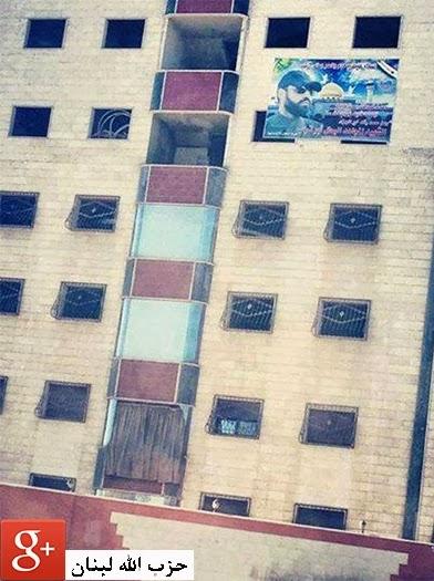 تصویر شهید ابوتراب در منطقه سیده زینب س