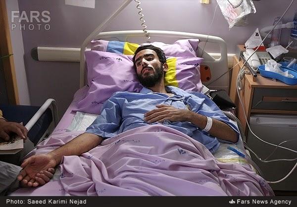 طلبه ناهی از منکر علی خلیلی به رحت حق پیوست