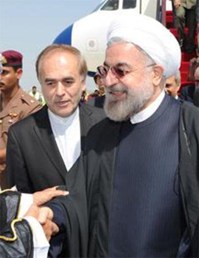 احترام به پاسپورت ایرانی برگردانده شد؟