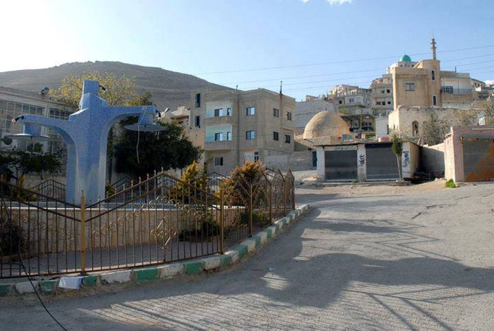 تصرف شهر رنکوس توسط حزب الله