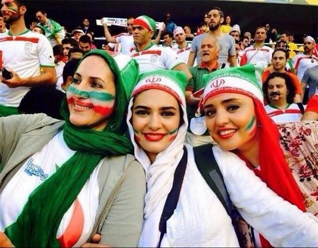 فرق حضور زنان در ورزشگاه داخلی با خارجی چیه؟