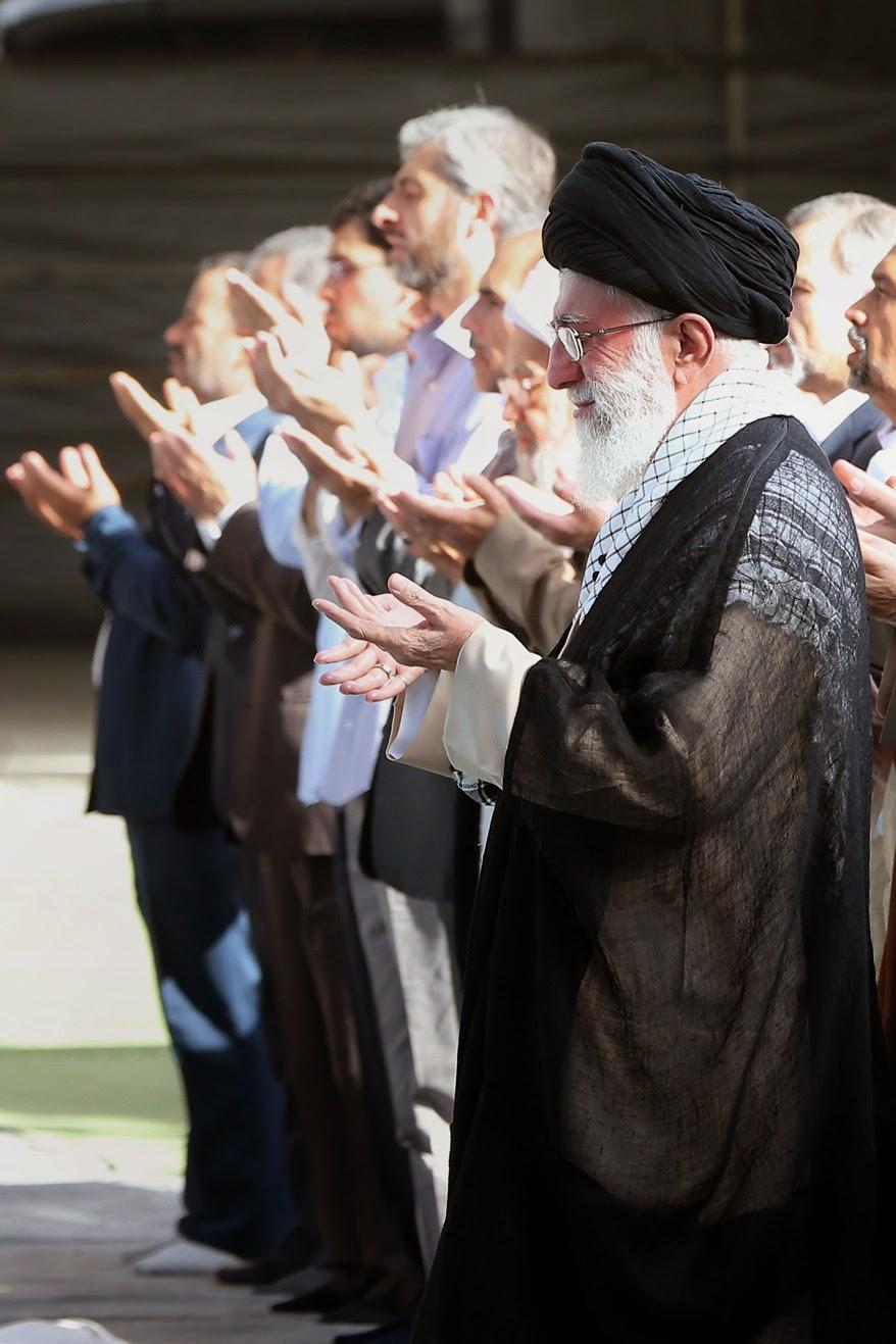 نماز، پرچم اسلام است .