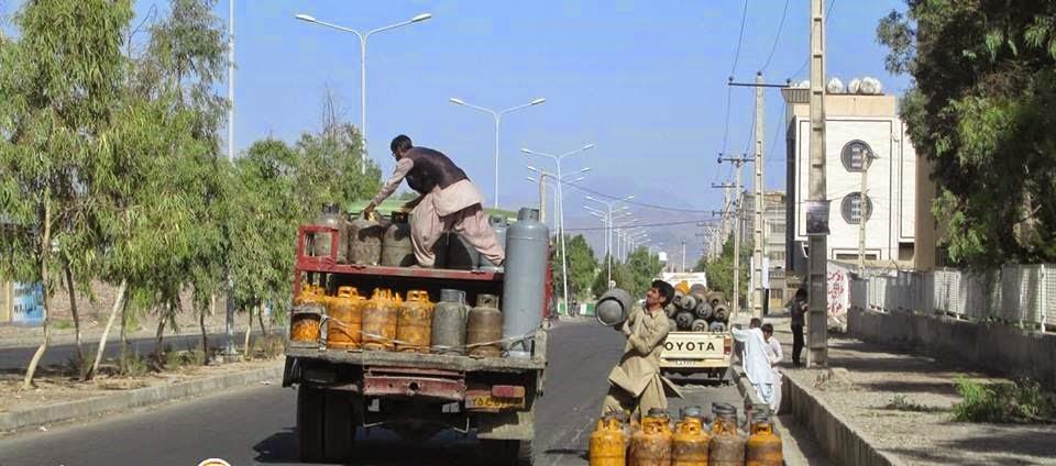 مشکلات گاز رسانی در شهر زاهدان