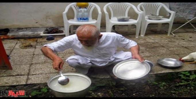 بیکاری را به عنوان تنبیه تلقی می کردیم   آیت الله حائری شیرازی